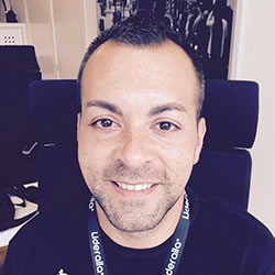 Sergio Martinez - Sales Executive